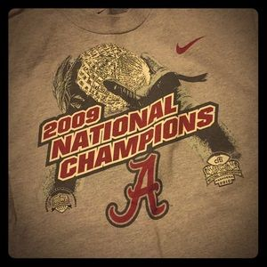 2009 Alabama National Champions 🏈 🏆